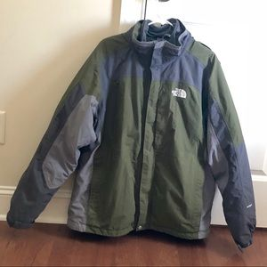 2 Men's XL Coats by The North Face